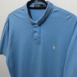 Polo Ralph Lauren - Blue Polo Shirt (XL)